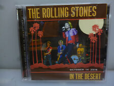 ROLLING STONES-IN THE DESERT. INDIO, CA, USA 14 OCTOBER, 2016.-2CD-NEW.SEALED.