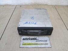 65126949694 CARICATORE CD BMW 530D E60 3.0 D 5P AUT 160KW (2005) RICAMBIO USATO