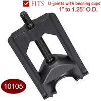 1.0in to 1.25in Universal Joint Puller Heavy Duty U-Joint Puller 10105 Fits for Cars Light-Duty Trucks Farm Machinery