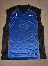 Nike Washington Wizards NBA Authentics Jersey Men's Size 2XL SAMPLE (RARE)