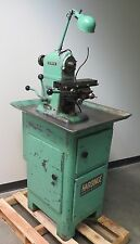 "HARDINGE Horizontal Mill Milling Machine Table 12"" x 3.5"" Made in USA"