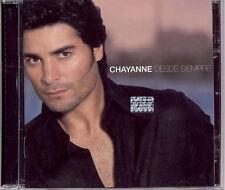 CHAYANNE DESDE SIEMPRE + 2 BONUS TRACKS SEALED CD