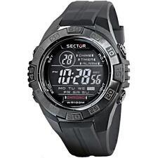 Digitale Armbanduhren mit Chronograph und mattem Finish für Erwachsene