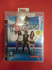 Rock Revolution Ps3 Digital Bros 4012927051016