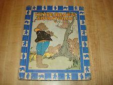 Adorable 1937 Vintage book - Little Bear's Adventures by Frances M. Fox
