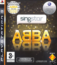 Videogame SingStar - ABBA - SW PS3