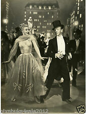 GINGER ROGERS FRED ASTAIRE 1949 Original Movie Still BARKLEYS OF BROADWAY