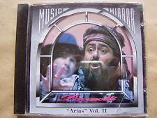 """CD  -  Pavarotti  -  """"Arias"""" Vol. II  -  NEU"""