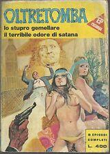 OLTRETOMBA COLLEZIONE n.12 - fumetto erotico