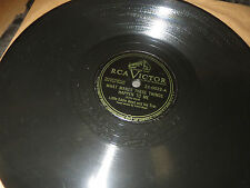 78RPM RCA Victor Little Eddie Boyd, What Makes Things / Chicago Is Way nice EE-