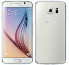 Unlocked Samsung Galaxy S6 G920T 32GB 16MP 5.1'' GPS GSM Smartphone White