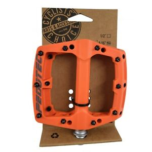 Pedotec Thunder 180 Sealed-Bearing Thermo Large Pro Platform Pedals w20 pins DH