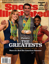 Olympics - Ledecky - Phelps - Biles- Sports Illustrated - The Greatests Team USA