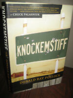 Knockemstiff Donald Ray Pollock 1st Edition Stories First Printing Fiction