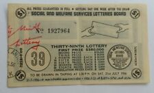 1956 39th Lottery drawn in Taiping