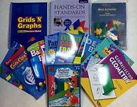 Grade 4 ETA Cuisenaire Mathematics Teacher Resource Kit 4th