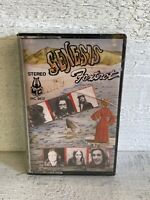 Genesis - Foxtrot Cassette Tape STEREO Alternative Cover Art MC5412 - SEALED