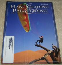 Hang Gliding & Paragliding Magazine August 2007