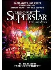 Jesus Christ Superstar Live Arena Tour [New DVD] Slipsleeve Packaging, Snap Ca