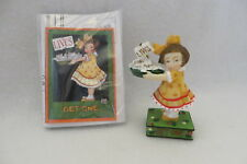"""Lives Get One"" Mary Engelbreit Enesco Figure #968455 - Mib"
