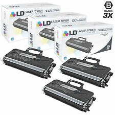 LD © Comp Brother TN360 3pk Black DCP-7030 7040 HL-2140 2150 2170 7345 7440
