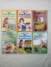 Barbara Park Junie B. Jones Paperback Children Books Lot of 6