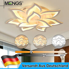 60W LED Dimmbar Deckenleuchte Kronleuchter Deckenlampe Leuchte Mit Fernbedienung