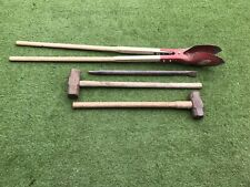 More details for job lot of used groudwork tools (collection only)