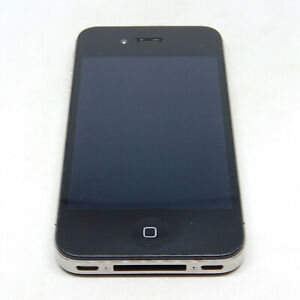 Apple iPhone 4S A1387 8GB Untested For Parts or Repairs Only