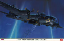 """Hasegawa 1/72 Boeing B-17G Flying Fortress """"AIRBOURNE prospecto' # 02276"""