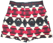 Mens American Eagle Geo Tribal Boxer Shorts Size S (29/31)