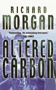 Altered Carbon (GOLLANCZ S.F.) by Morgan, Richard Paperback Book The Cheap Fast
