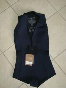 Patagonia Women's wet suit, sz 6. NWT swim suit. lite yulex rubber,
