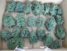 More details for oo gauge model railway scenery trees various sizes