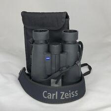 Carl Zeiss 10x40 Conquest T* Binoculars w/case Made In Hungary