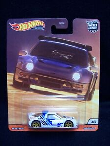 Hot Wheels Thrill Climbers Ford RS 200.