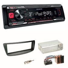 KMM-BT203 Autoradio Bluetooth Einbauset für Toyota Aygo Citroen C1 Peugeot 107