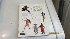 Music and Movement : A Way of Life for the Young Child by Kathleen M. Bayless, L