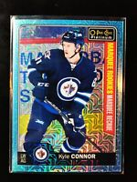 Kyle Connor - 2016-17 O-Pee-Chee Platinum Ice Blue Traxx #197