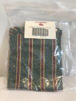"""Longaberger Imperial Stripes Liner for 9"""" Measuring Basket - 219718"""