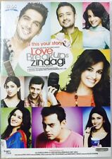 Love Breakups Zindagi - Hindi Movie DVD / Region Free / English Subtitles