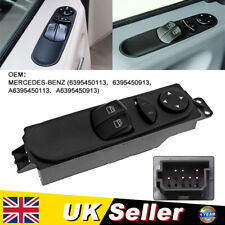 For Mercedes Benz Vito W639 2003-2014 Master Window Control Switch Driver Side