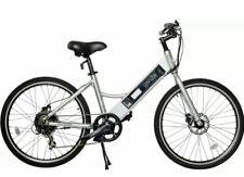 GenZe - e102 Rec Riser Electric Bike - Silver 350 wattsv 16-102-SIL-350-SKD