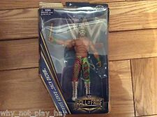 Raro WWE USA exclusivo Salón De La Fama Hof Macho Man Randy Savage Elite Figura Rey