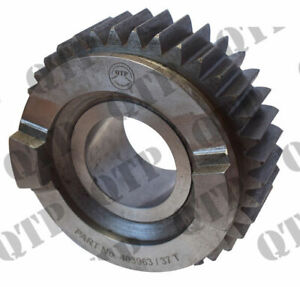 Made to Fit Ford New Holland 81865812 Gear Ford 5640 8340 TS100 TS115 4WD 37 Tee