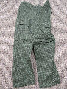 Desert Storm US night desert parka pants size Medium Regular NOS 1983 contract