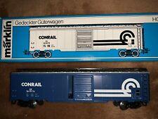 Marklin 4776 Conrail Box Car. New in original box.