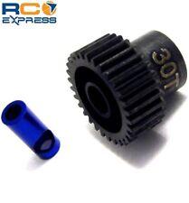 Hot Racing 30t Steel 48p Pinion Gear 5mm & 1/8 NSG830