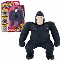 Wild Animal Gorilla Rubber Stretch Stretching Bendy Toy Christmas Stocking Gift
