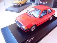 Minichamps 1:43, Ford Escort MK III, wie NEU